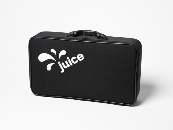 Juice-Tasche inkl. Antirutsch-Klettstreifen