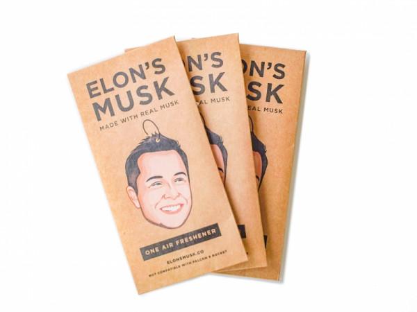 Elon's Musk | Lufterfrischer