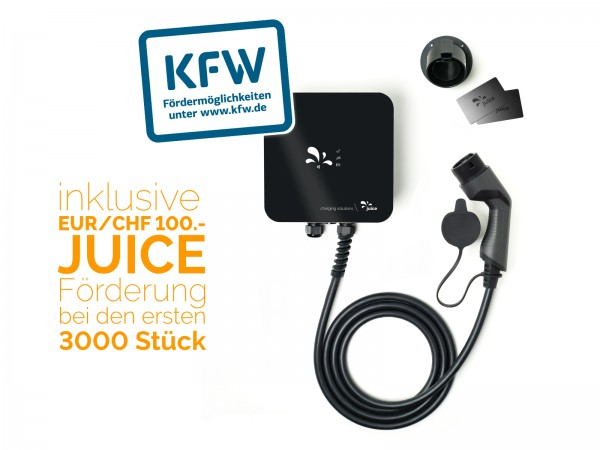 JUICE CHARGER me | 11-kW version