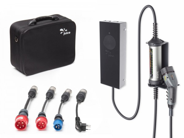 JUICE CHARGER easy 1 | Swiss Traveller Set